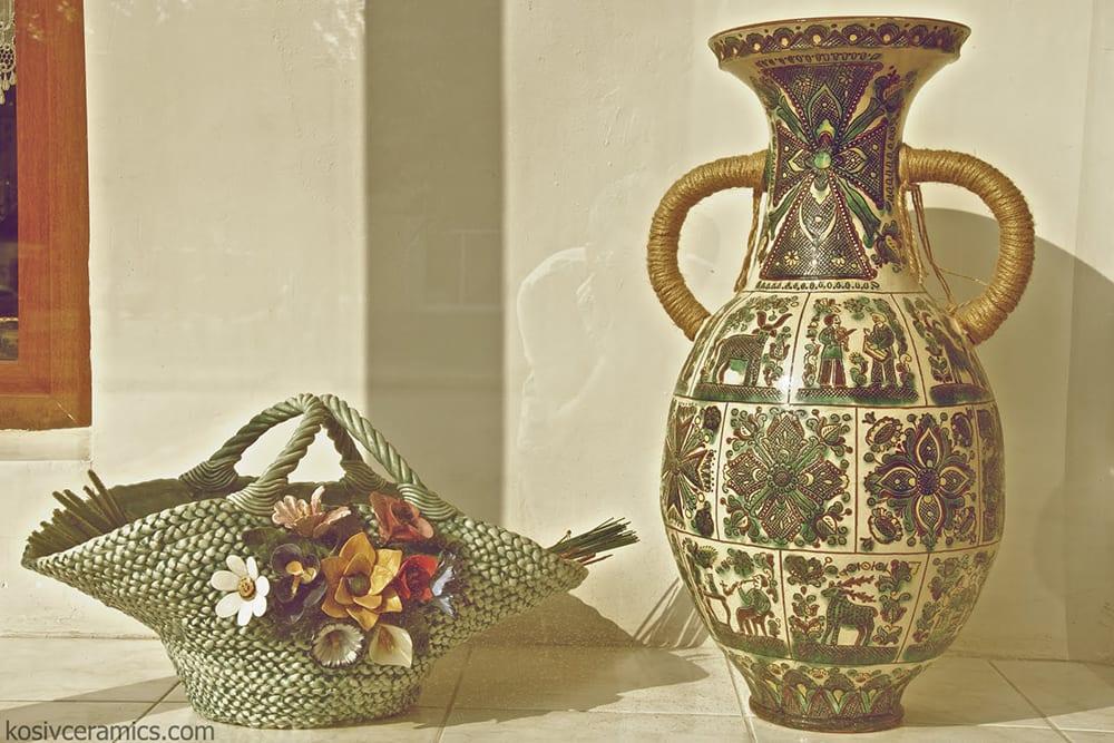 кераміка, ручна робота, кераміка ручної роботи, троць, косівська кераміка, гуцульська кераміка, кераміка троць, kosiv ceramics, sgraffito, ceramics, косівська кераміка купити, кераміка купити