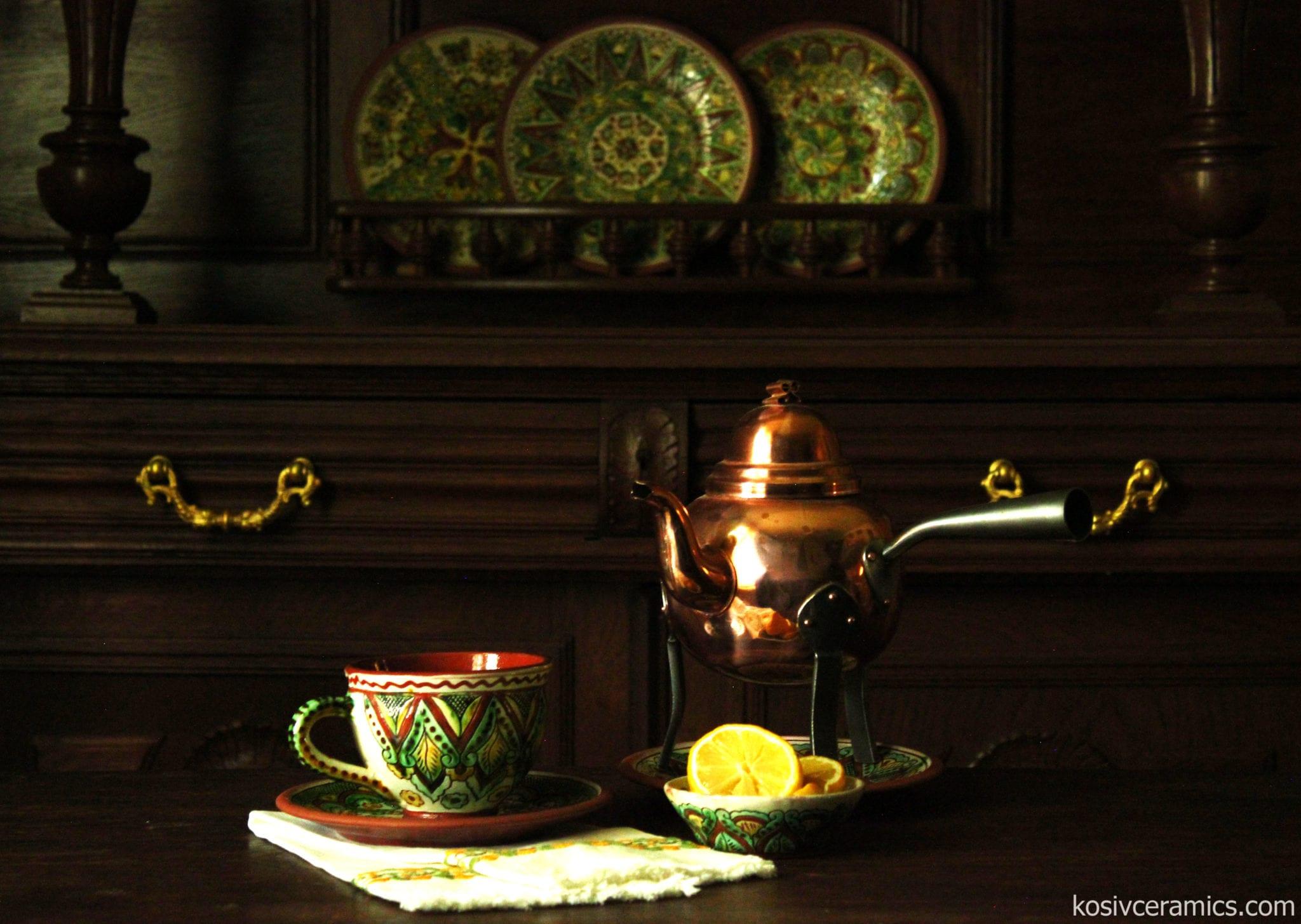 slow living, кераміка, ручна робота, кераміка ручної роботи, троць, косівська кераміка, гуцульська кераміка, кераміка троць, kosiv ceramics, sgraffito, ceramics